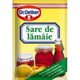 Acido citrico 50x8gr Dr.Oetker