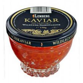 Caviar de salmon (keta)...