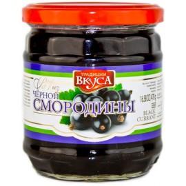 Варенье из черной смородины...