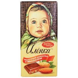 Молочный шоколад  АЛЕНКА с...