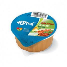 Салат рыбный 130гр NEPTUN