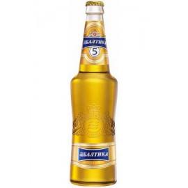 Cerveza BALTIKA 5  5.3%alc....