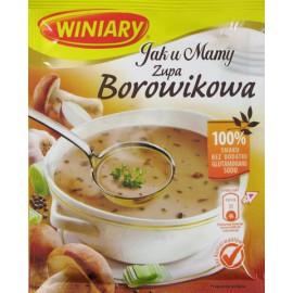 Sopa seco de setas 25x45gr...