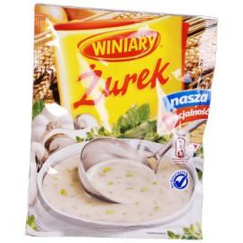 Sopa seco  ZUREK  30x51gr...