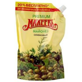 Майонез оливковый 420гр МАХЕЕВ