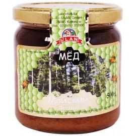 Мёд МАЙСКИЙ лесной 500гр УЛАН