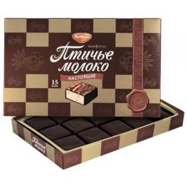 Шоколадные конфеты ПТИЧЬЕ...