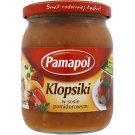 Albondigas en salsa de...