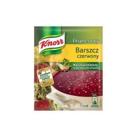 Sopa de remolacha BARSZCZ...