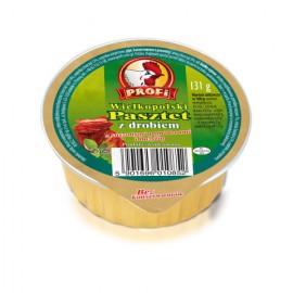 Pate de ave con tomate seco...