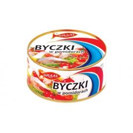 Gobios en salsa de tomate...