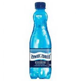 Agua mineral con gas MOCNY...