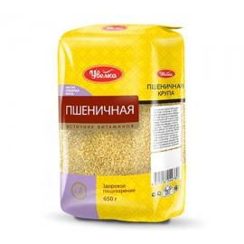 Grano de trigo triturado...