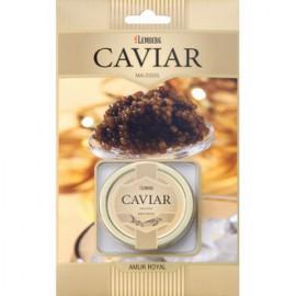 Caviar negro de esturion...