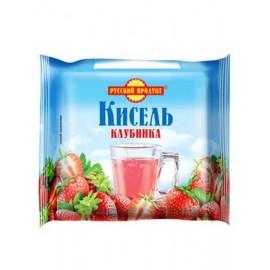 Kisel (gelatina) de FRESA...