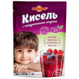 Kisel (gelatina) de BAYAS...