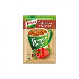 Sopa de GULASH con fideos...