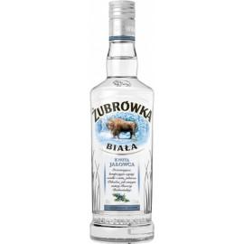 Vodka ZUBROWKA con enebro...