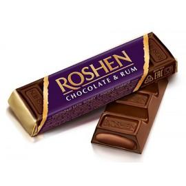 Шоколадный батончик с...