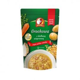 Sopa de guisantes GROCHOWA...