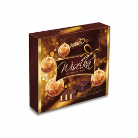 Bizcocho en chocolate...