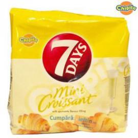 Mini croissants con crema...