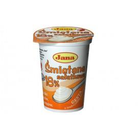 Crema agriada 18%grasa...