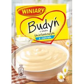 Budin sabor nata con azucar...