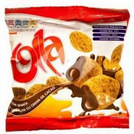 Snacks  OLLA con crema de...
