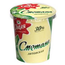 Crema agria SVALIA 30%grasa...