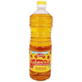 Aceite de girasol KUBANSKOE...