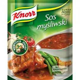 Salsa seco SOS MYSLIWSKI...