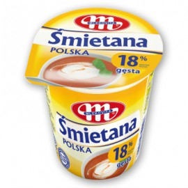 Crema de nata 18%grasa...
