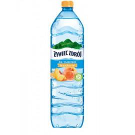Agua mineral sin gas sabor...