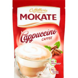 Capuchino  MOKATE con cafe...