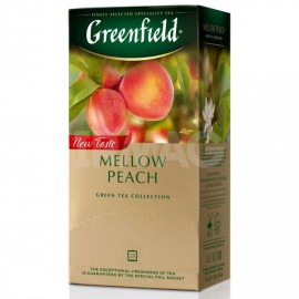 Te Greenfield  MELLOW PEACH...