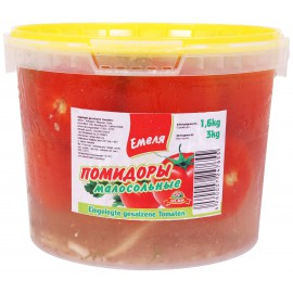 Tomates  POCO SALADOS...