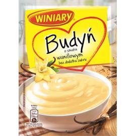 Budin sabor vanilla sin...