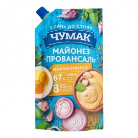 Mayonesa PROVANSAL 67%grasa...