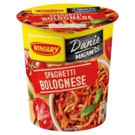 Espaguetis a la boloñesa en...