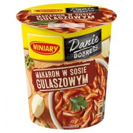 Pasta en salsa GULASH...