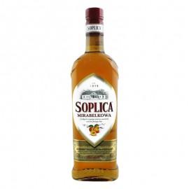 Vodka SOPLICA con sabor de...