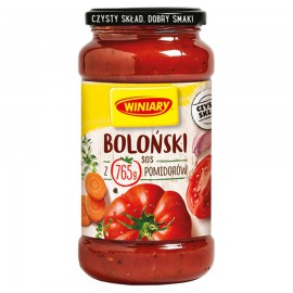 Salsa de tomate BOLOÑESA...