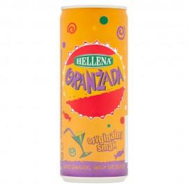 Bebida de naranja ORANZADA...