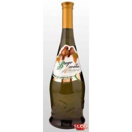 Vino blanco semidulce  VKUS...