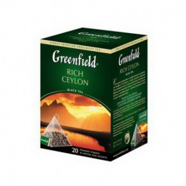 Te GREENFIELD  PIRAMIDAS...