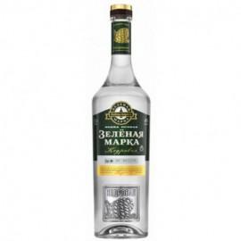 Vodka  ZELENAYA MARKA de...