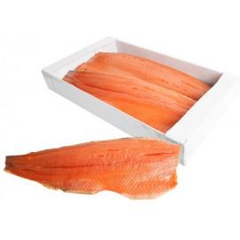 Filete de salmon ahumado...