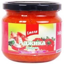 Salsa picante ADGIKA 350ml...