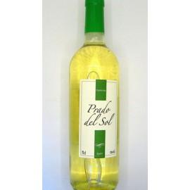 Vino blanco seco  PRADO DEL...